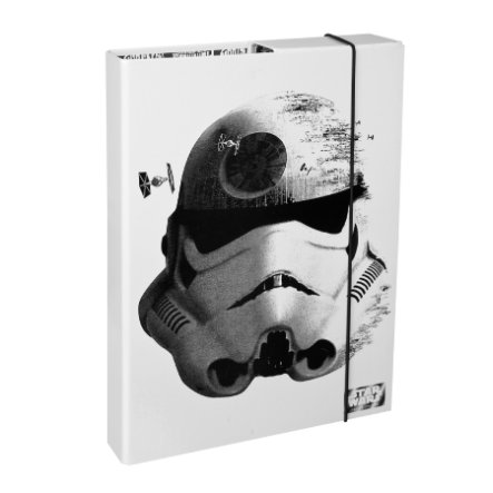 UNDERCOVER Box na sešity A4 - Star Wars Storm Trooper