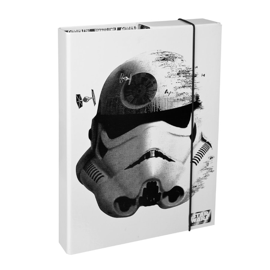UNDERCOVER Teczka A4 - Star Wars Storm Trooper