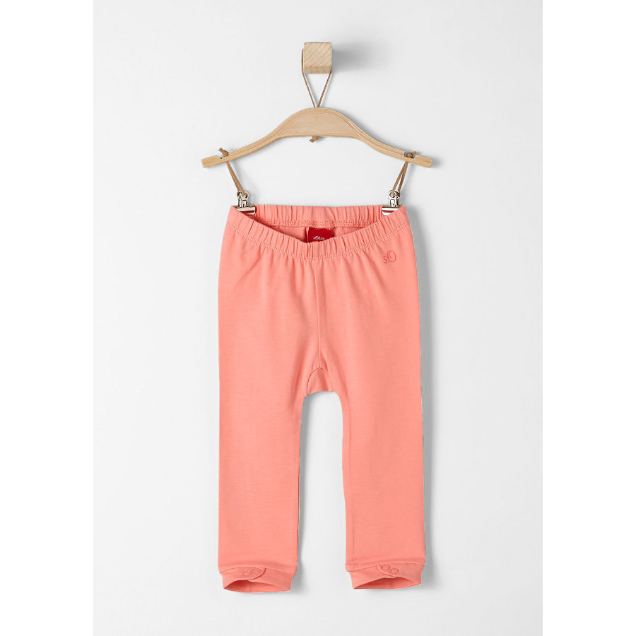 s.Oliver Girls Leggings apricot