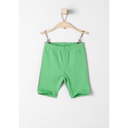 s.Oliver Girl s pantalones cortos de ciclismo verde