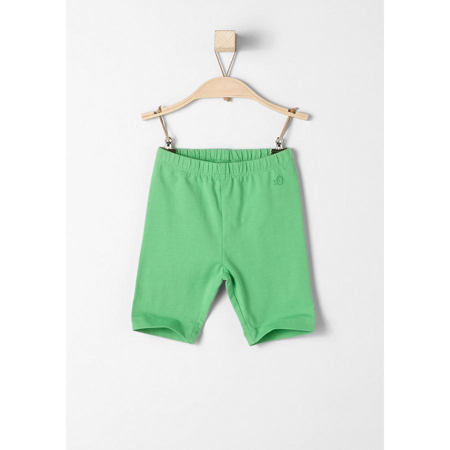 s.Oliver Girl pantaloncini ciclismo s verde