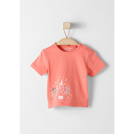 s.Oliver Boys T-Shirt apricot