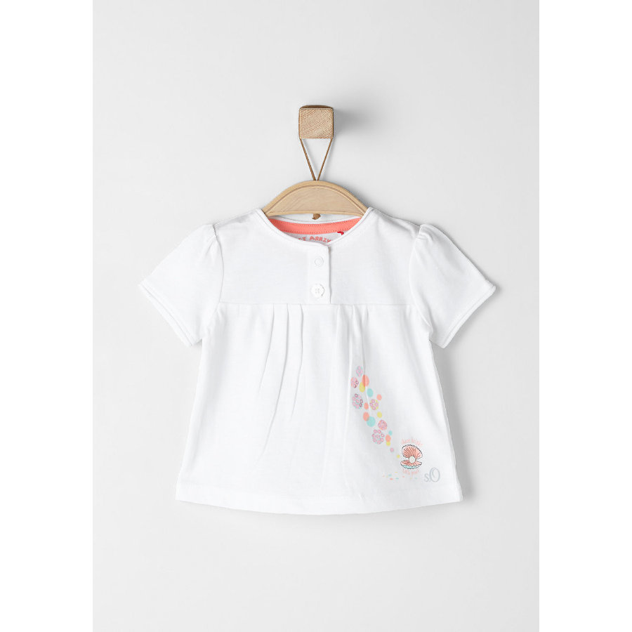 s.Oliver Boys T-Shirt white
