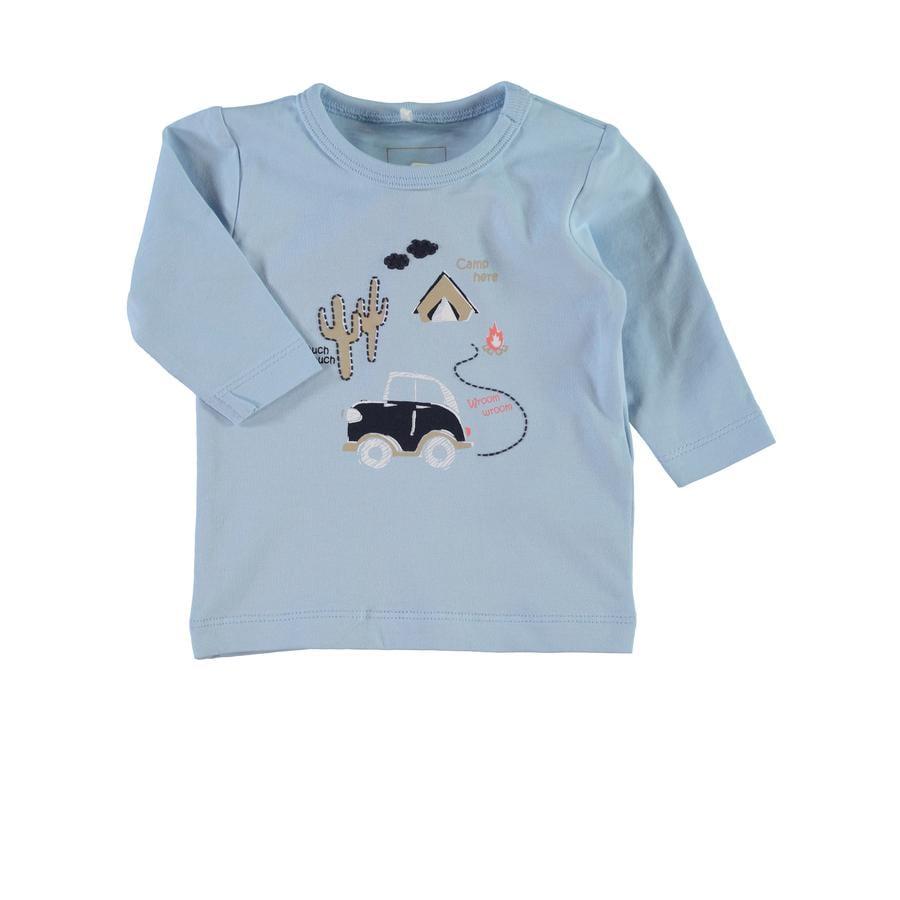 NAME IT Boys T-Shirt NITHUBERT cerulean