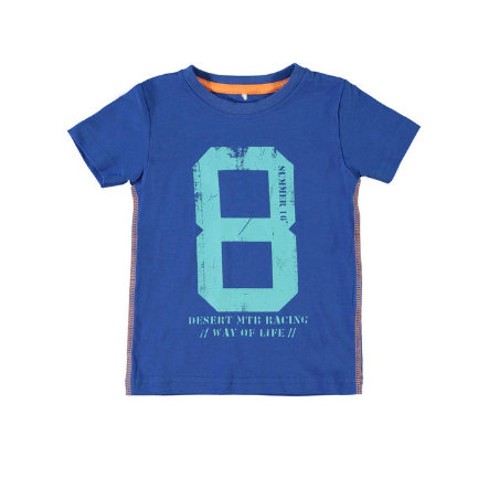 name it Boys T-Shirt NITVISTUS nautical blue