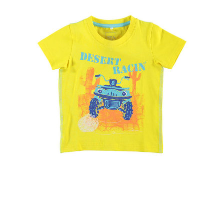 name it Boys T-Shirt NITVISTUS empire yellow