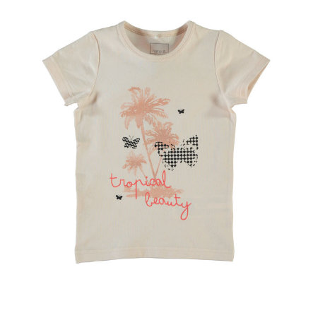 name it Girls T-Shirt NITVIX pearl