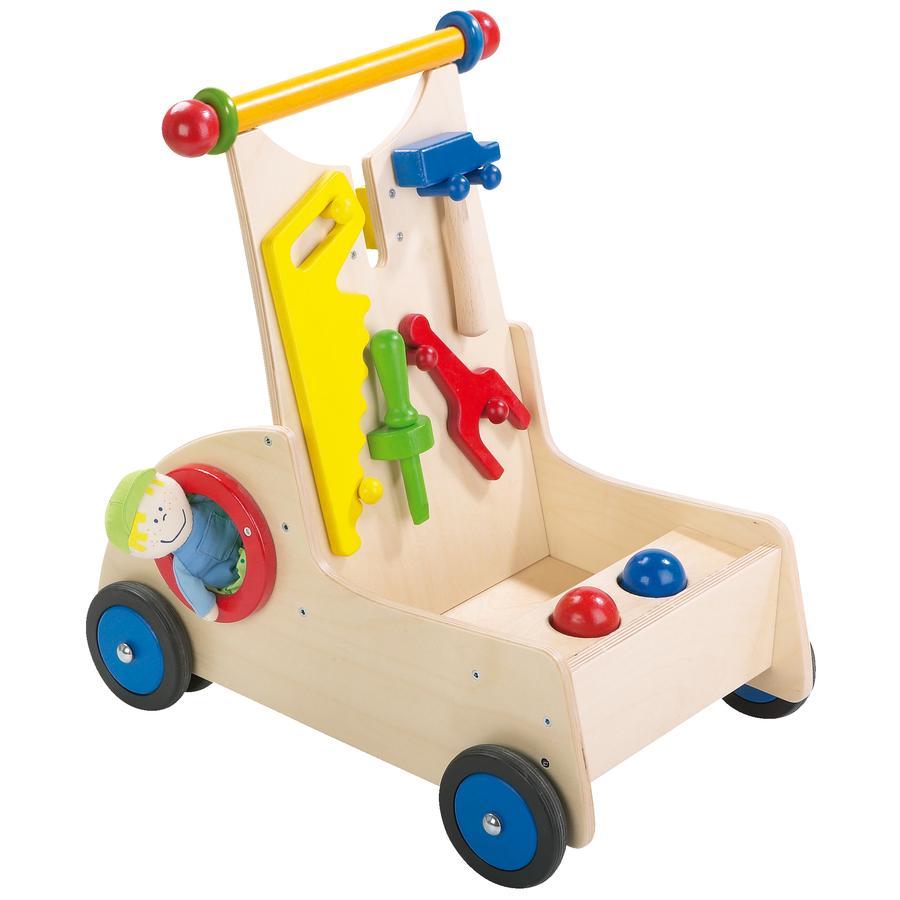 HABA Wózek - chodzik Mały majsterkowicz