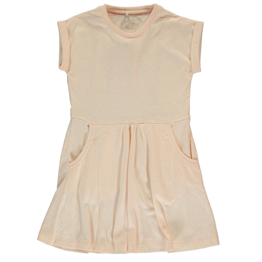 NAME IT Girls Kleid NITVAJA bisque
