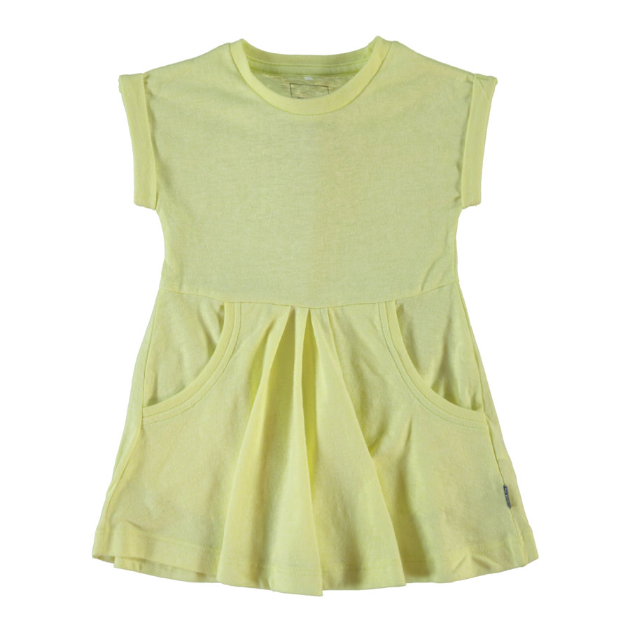 NAME IT Girls Kleid NITVAJA shadow lime