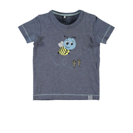 name it Boys T-Shirt NITISAK vintage indigo