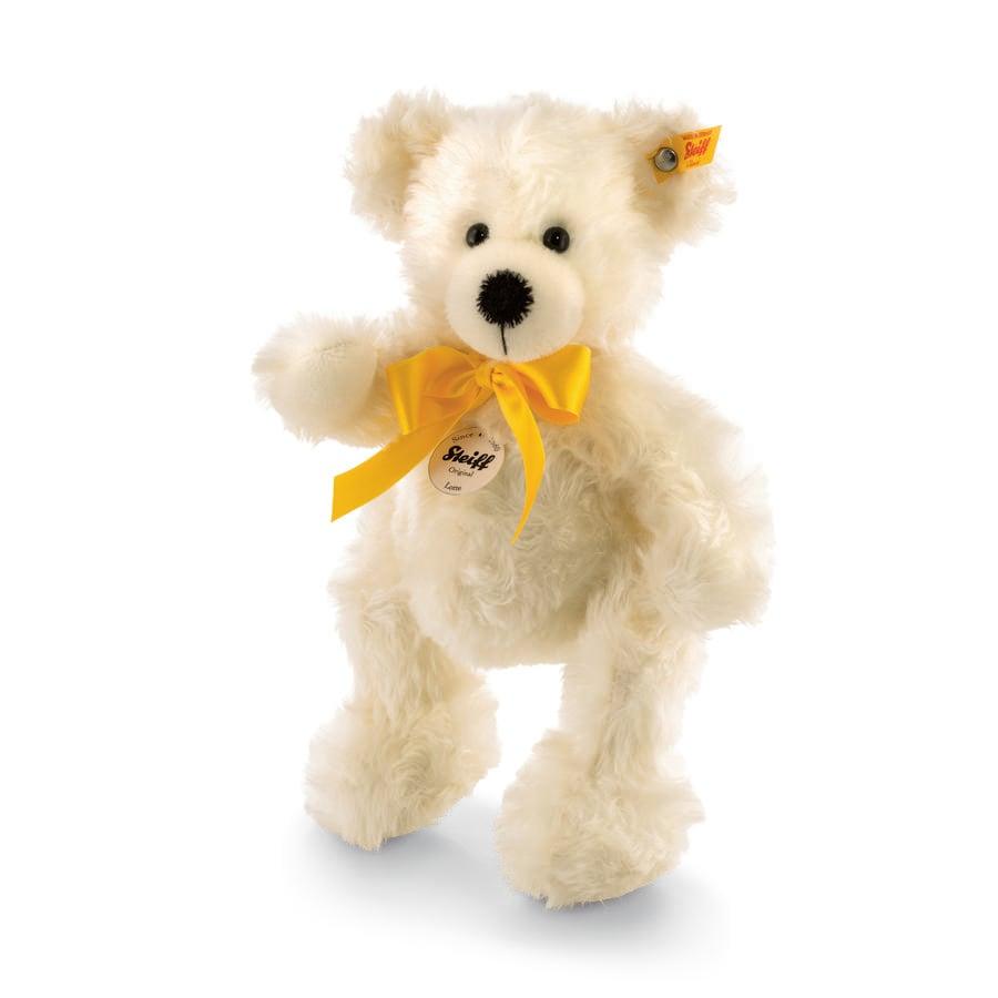 Steiff Lotte Teddybeer 28 cm, wit