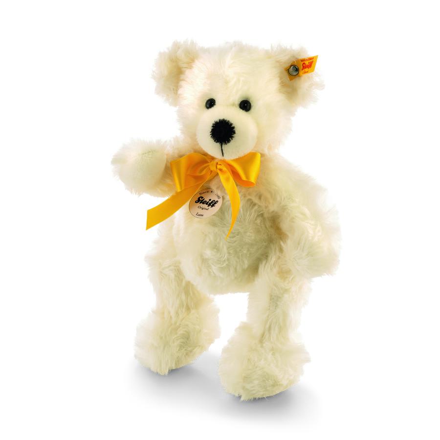 Steiff Lotte Teddybjörn 28 cm, vit