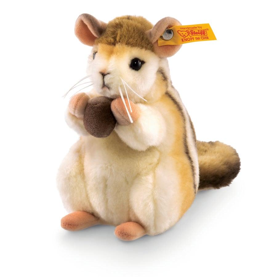 Steiff Chipmunk Kecki hnědo/krémový, 15 cm