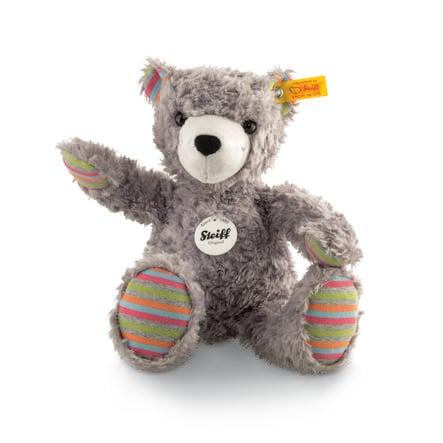 Steiff Lucky Teddybeer grijs, 27 cm