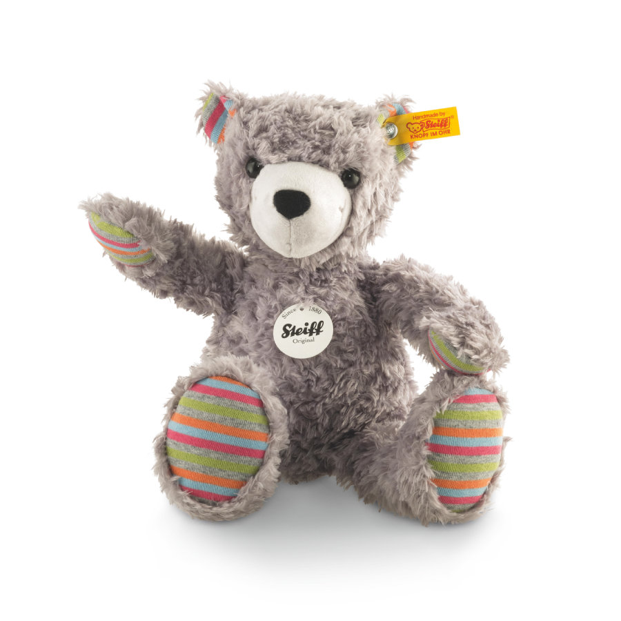 Steiff Lucky Teddybär grau, 27 cm