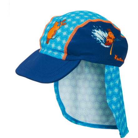 Playshoes UV čepice myš tmavě modrá  90a8153ea6