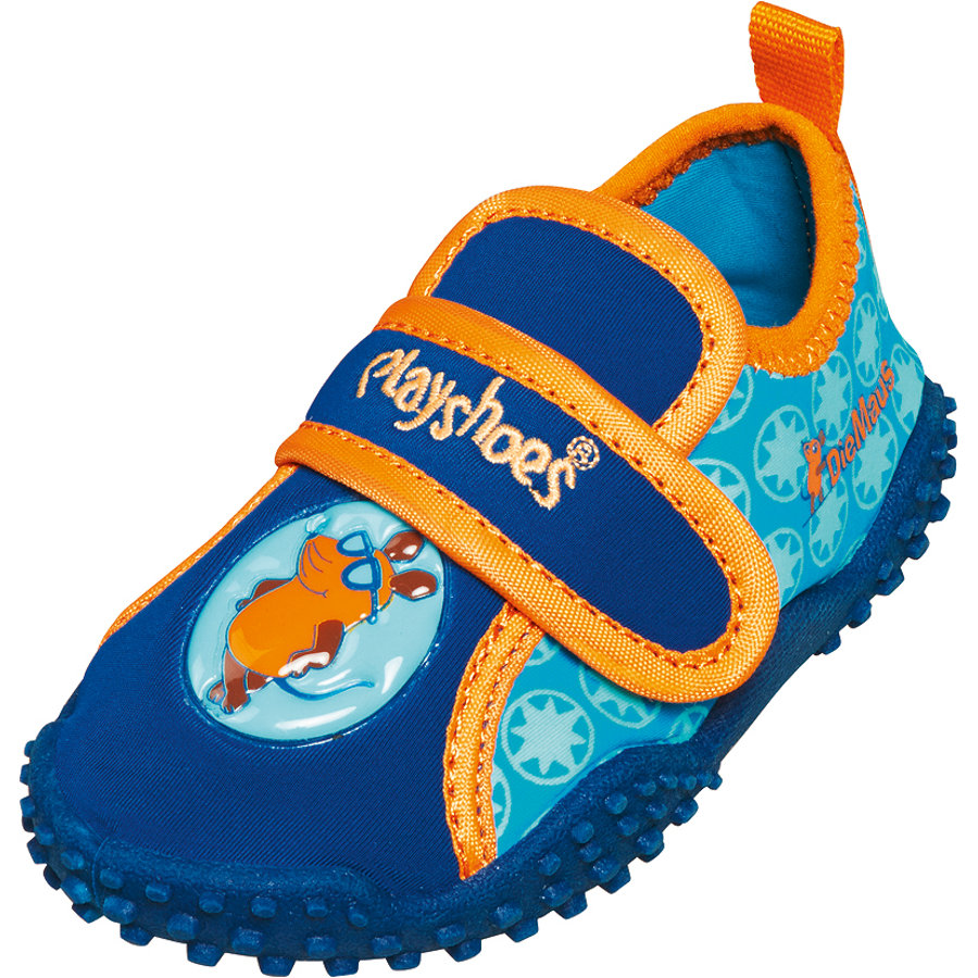 Playshoes UV Protection Aqua Shoe Mouse marine