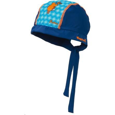 Playshoes Foulard enfant, protection UV, La Souris, bleu marine