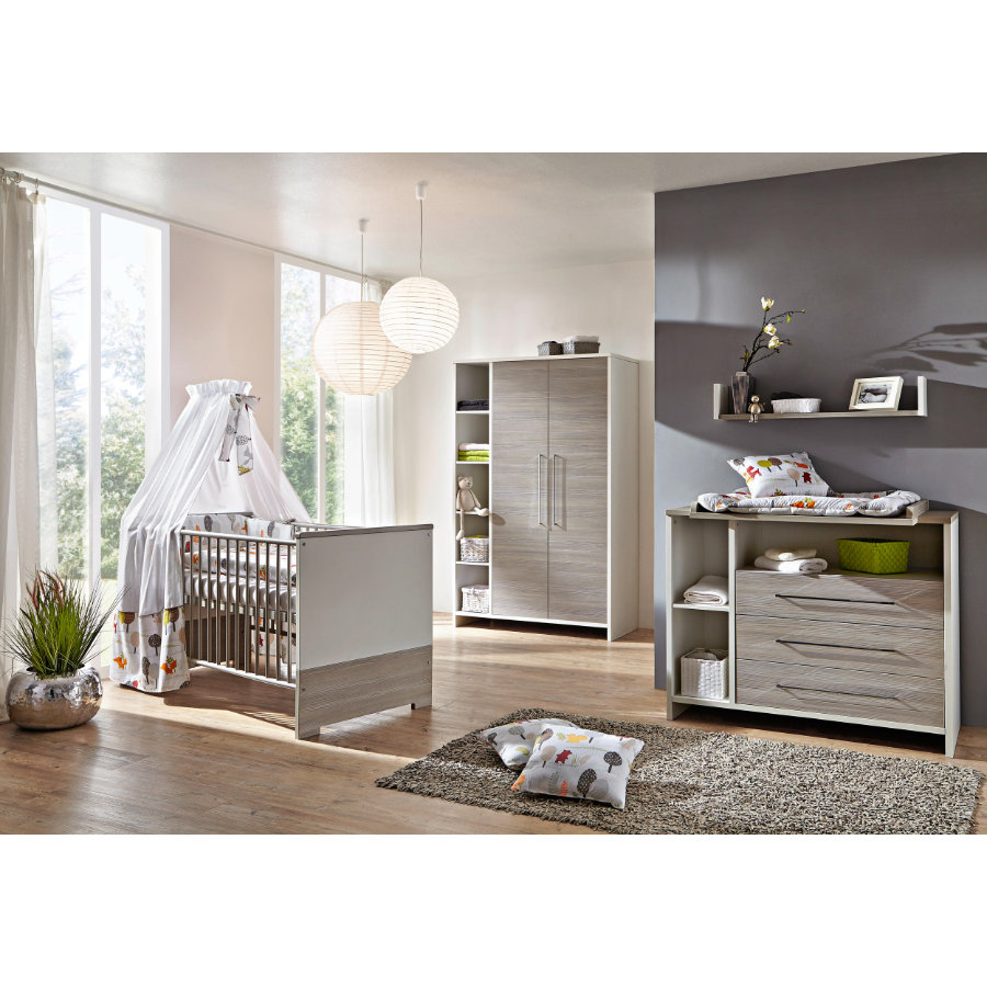 schardt eco silber chambre d 39 enfant armoire 2 portes. Black Bedroom Furniture Sets. Home Design Ideas