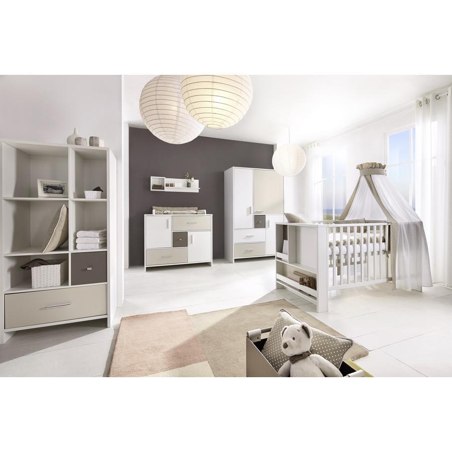 Schardt Kinderzimmer-Set Candy  3-türig
