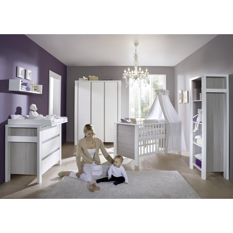 schardt milano pin chambre d 39 enfant armoire 3 portes. Black Bedroom Furniture Sets. Home Design Ideas