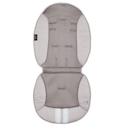 EASYWALKER Coussin d'assise d'été MINI Light Grey
