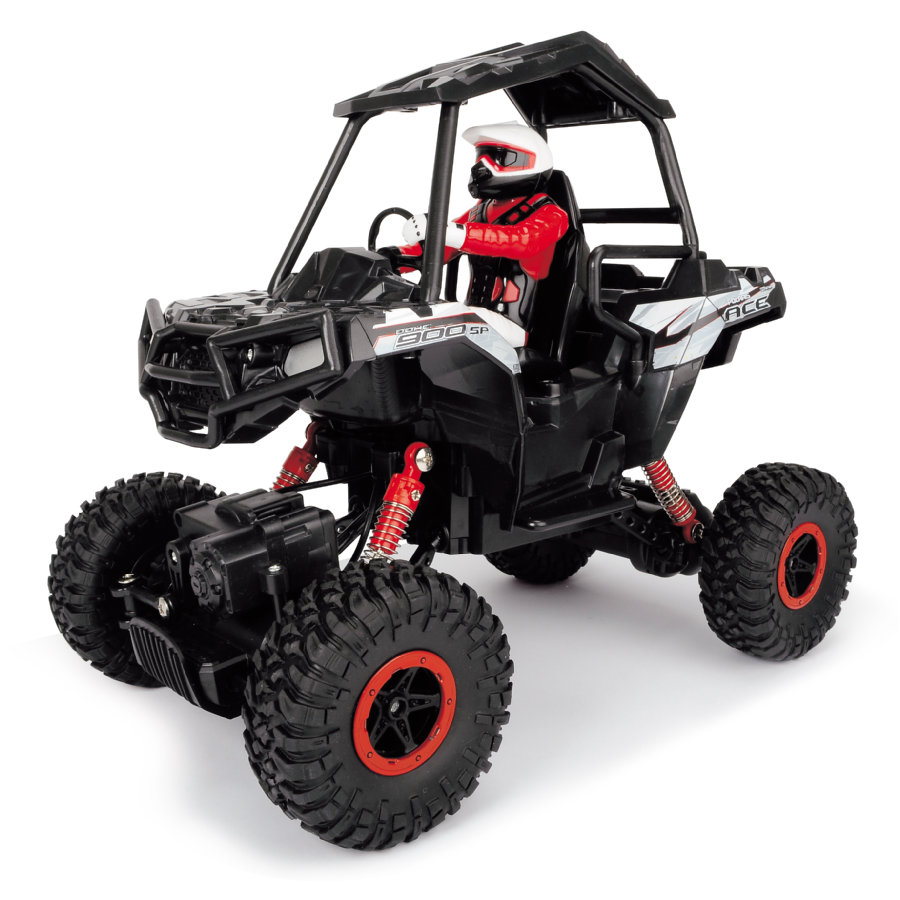 DICKIE Toys RC - Polaris Rock Crawler RTR