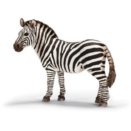 SCHLEICH Zebra Merrie 14392
