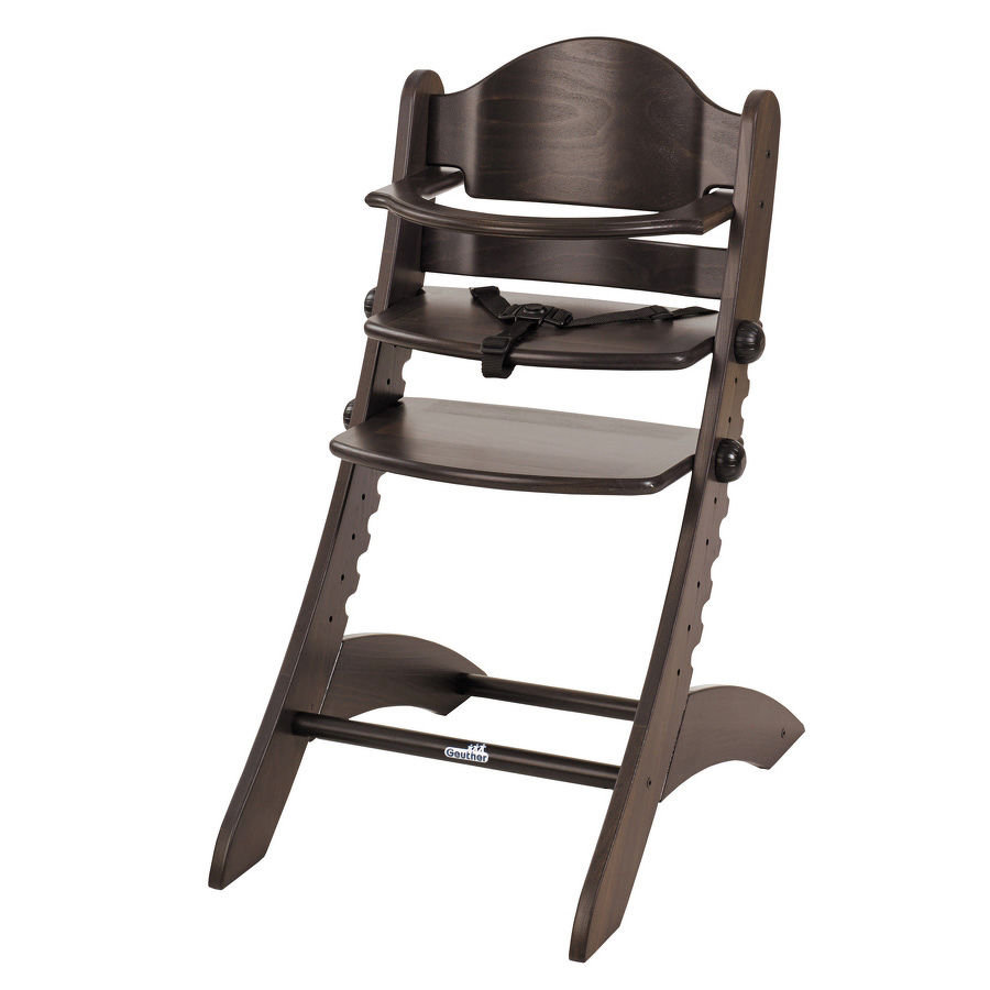 Geuther Kinderstoel Swing koloniale stijl, beuk massief (2355)