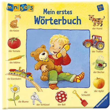 RAVENSBURGER ministeps Mein erstes Wörterbuch