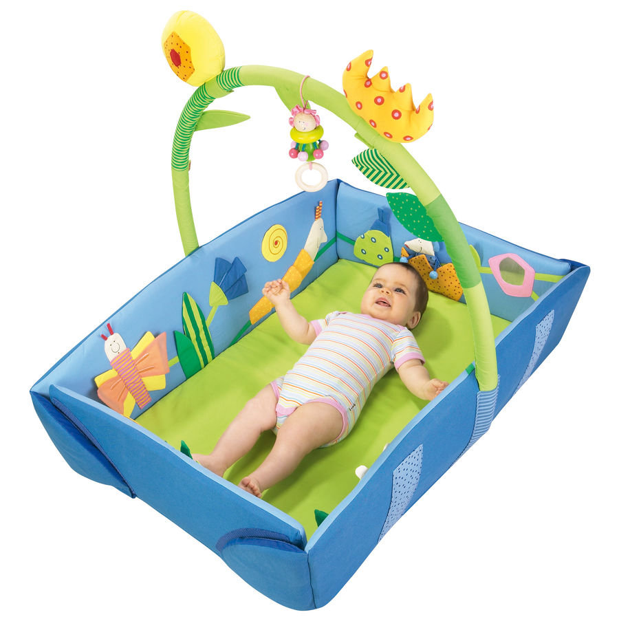 HABA Babynestje/Speelkleed Droomweide
