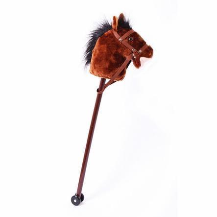 LEGLER Cavallo con asta di legno Donner
