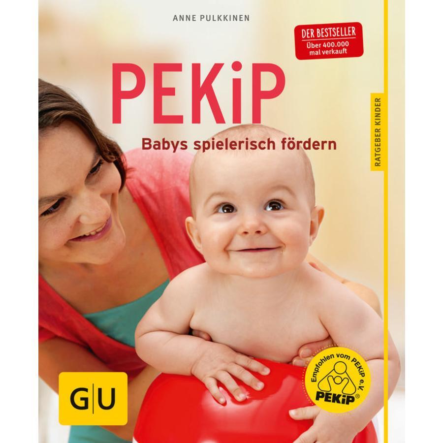 GU, Pekip: Babys spielerisch fördern