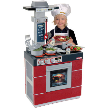 KLEIN Play Kitchen Miele compact