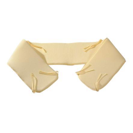 Easy Baby Ochraniacz do łóżeczka kolor żółty (353-07)