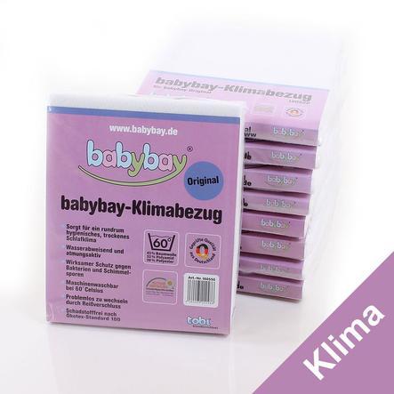 TOBI  Babybay Original Klima Överdrag