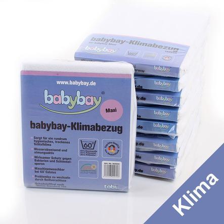 TOBI Babybay maxi klima-Potah