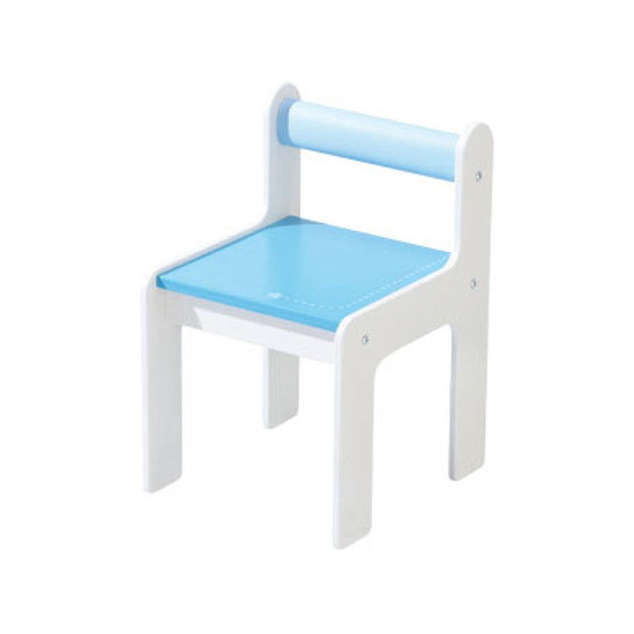HABA Child chair Dots blue