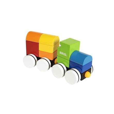 BRIO Magnetische houten trein 30245