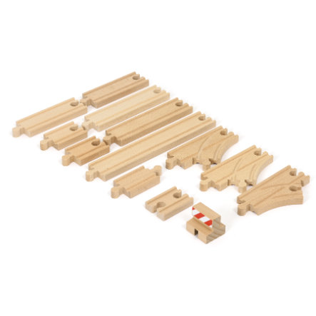 BRIO® WORLD Schienen Starter Pack B 33394