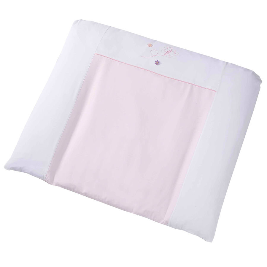 Easy Baby Fabric Changing Pad Butterfly rose (440-85)