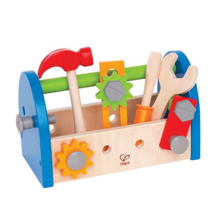 HAPE Caja de herramientas, 14 piezas