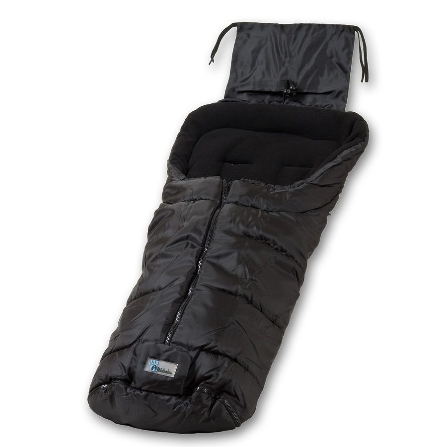 ALTA B?BE zimní fusak Basic Footmuff (2202) Blackpanther