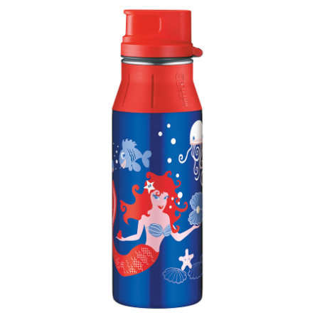 ALFI  Gourde elementBottle 0,6 l en acier inoxydable Happy Sea