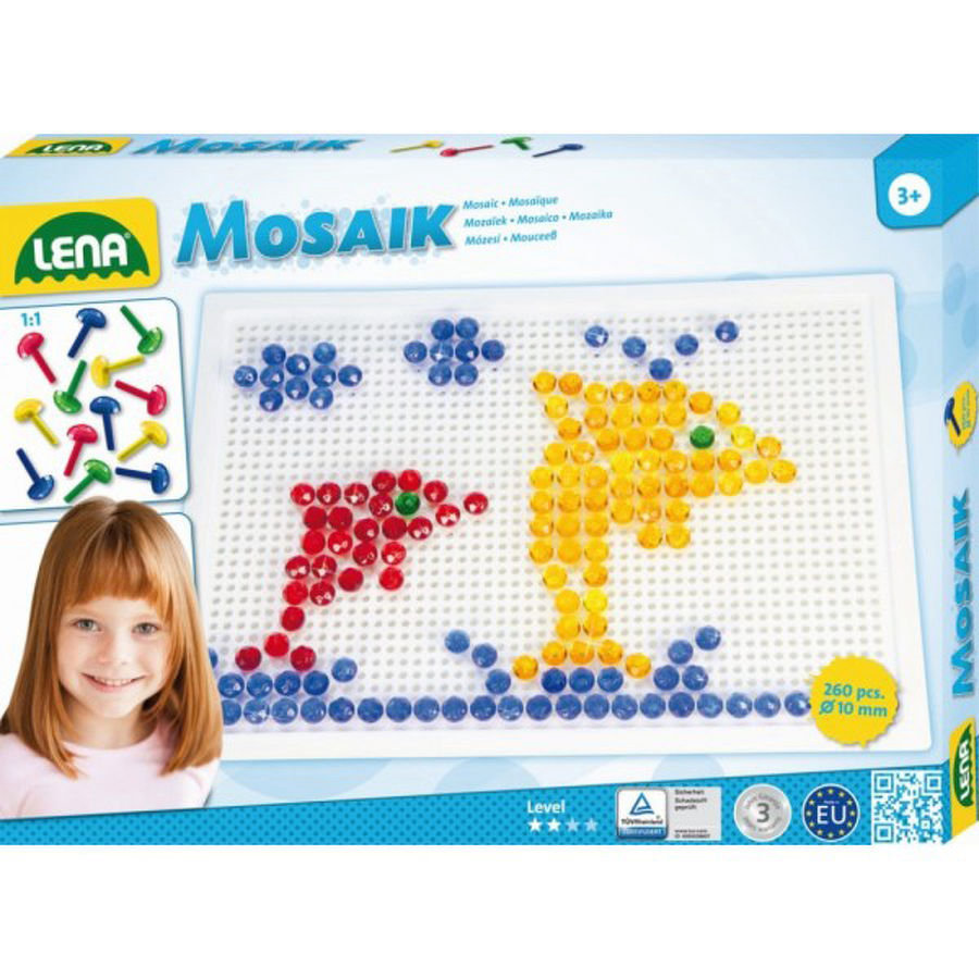 LENA stort Mosaic sæt
