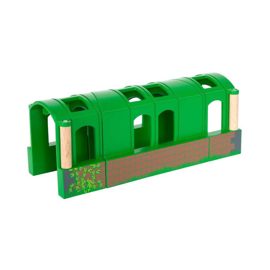 BRIO® WORLD Flexibler Tunnel 33709