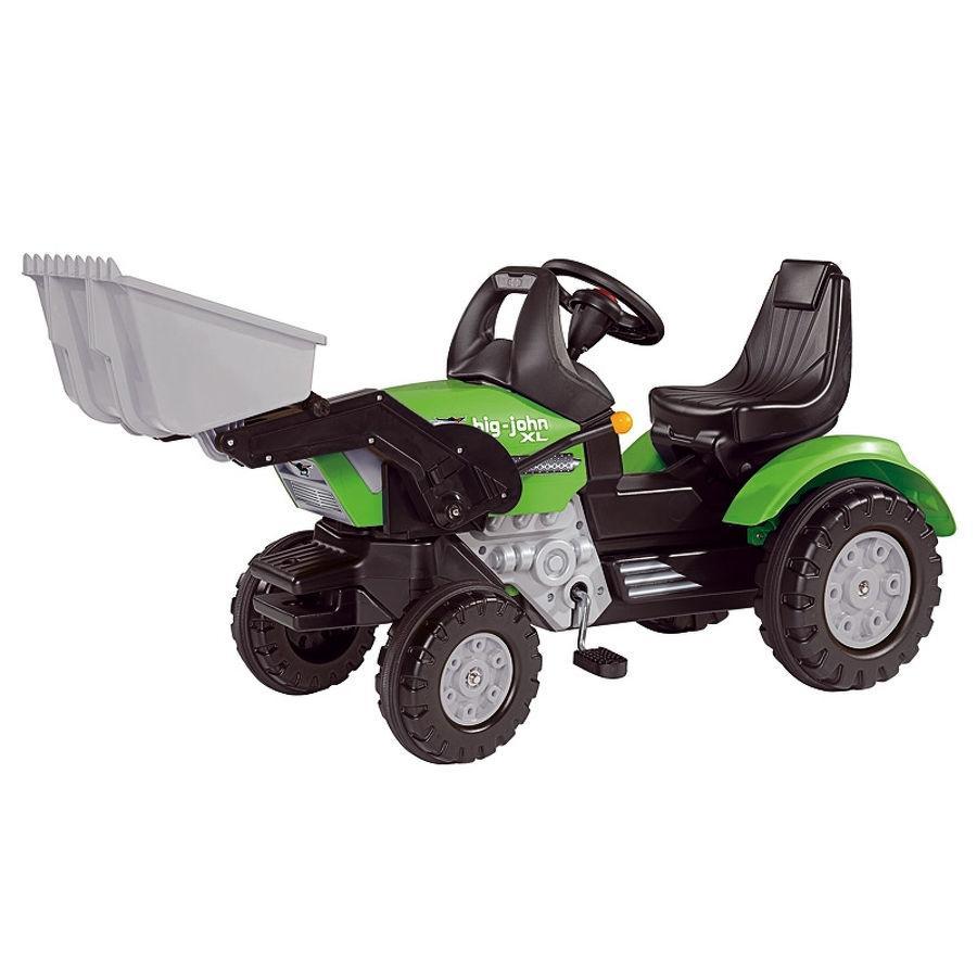 BIG JOHN Tracteur-chargeur XL