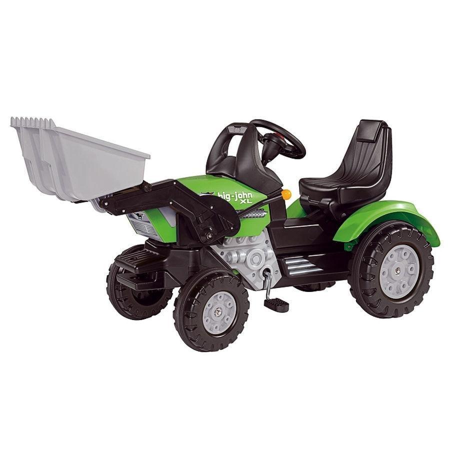 BIG JOHN-XL Traktor se lžící