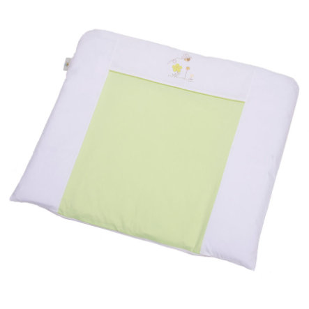 Easy Baby Textile Change Mat, Honey Bear green (440-39)